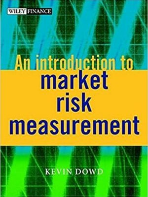 An Introduction to Market Risk Measurement