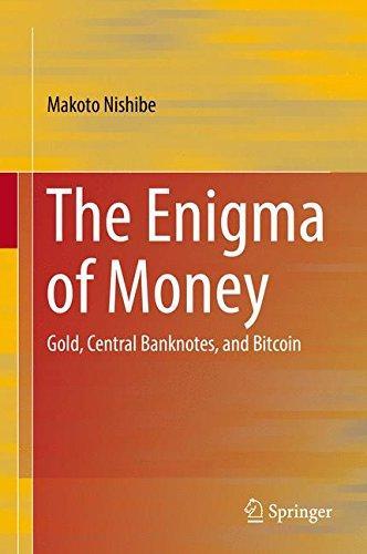 Enigma of money