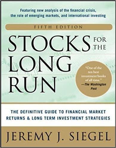 Jeremy Siegel Stocks for the Long Run 2008 McGraw Hill