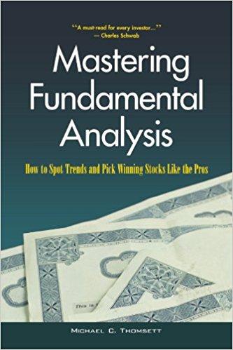 Michael C. Thomsett Mastering Fundamental Analysis 1998 Kaplan Publishing
