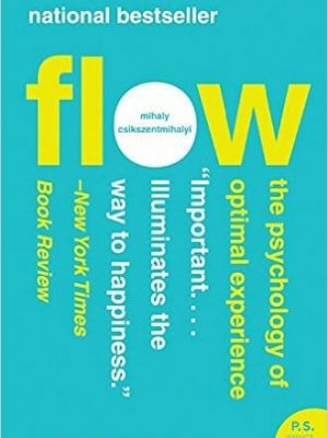 Mihaly Csikszentmihalyi Flow  The Psychology of Optimal Experience 2008 Harper Perennial Modern Classics
