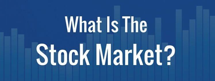what is the stock market ebookfee