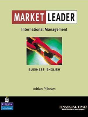 Adrian Pilbeam Market Leader International Management 2000 Langensch. Hachette M