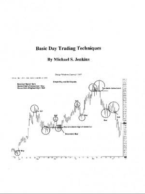 Basic Day Trading Techniques