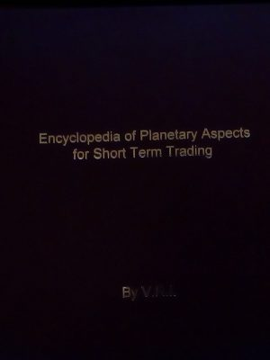 Encyclopedia of planetary aspects for short term trading