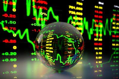 market trading charts 400x267