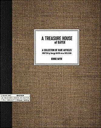 Bayer George A Treasure House of Bayer pdf