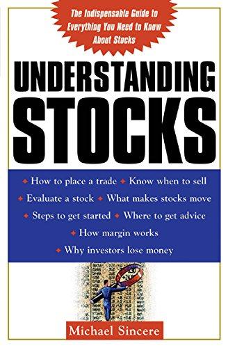 Sincere M. Understanding Stocks 2003