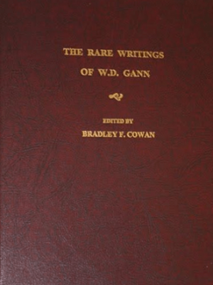 Bradley F Cowan The Rare Writings of W D Gann 1998 e1515087297704