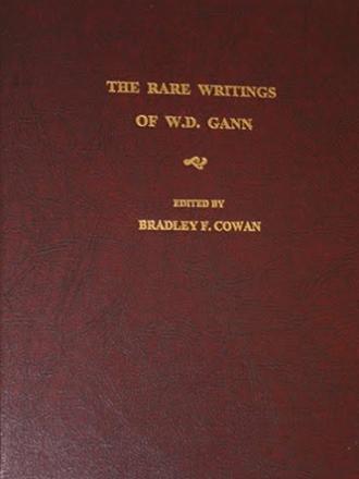 Bradley F Cowan The Rare Writings of W D Gann 1998 e1515087297704