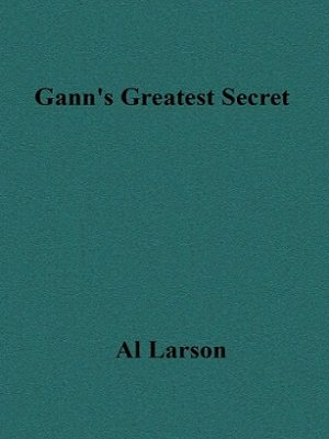 Dr Hans Hannula Ganns Greatest Secret