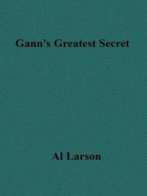 Dr Hans Hannula Ganns Greatest Secret