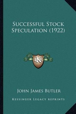 successful stock speculation