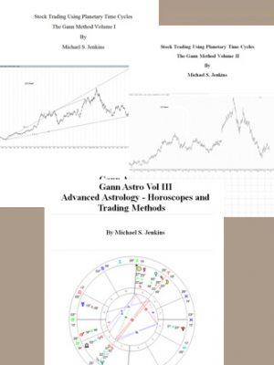 Gann Method Volume I II III Michael S Jenkins GROUP BUY