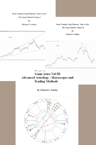 Gann Method Volume I II III Michael S Jenkins GROUP BUY