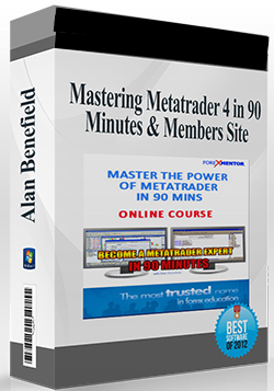 Mastering Metatrader in Minutes Members Site