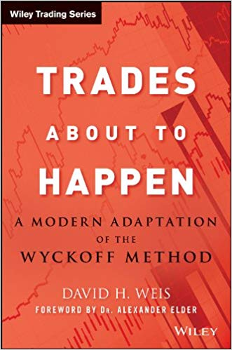 Wiley Trading David H Weis Alexander Elder Trades About to Happen A Modern Adaptation of the Wyckoff Method Wiley