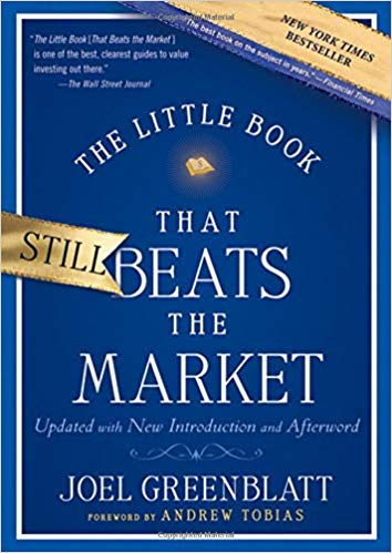 Joel Greenblatt Andrew Tobias The Little Book That Beats the Market Wiley
