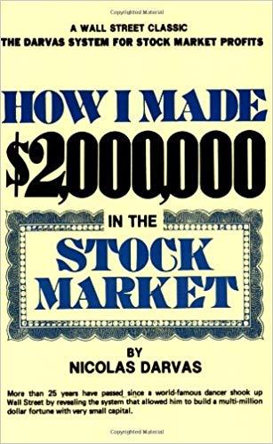 Nicolas Darvas How I Made In The Stock Market Lyle Stuart