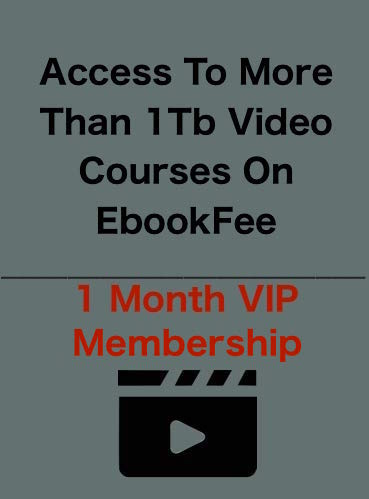 Access To More Than Tb Video Courses On EbookFee