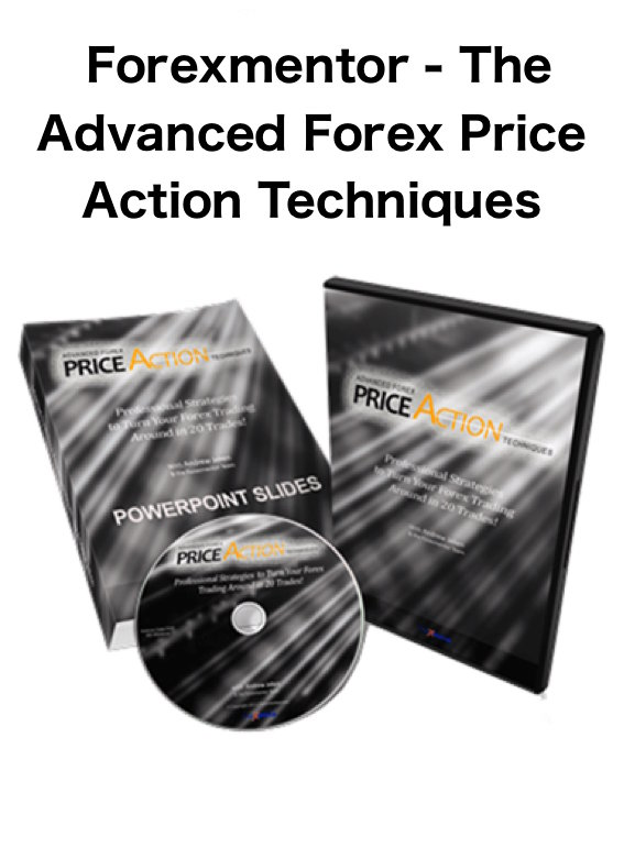 Forexmentor The Advanced Forex Price Action Techniques