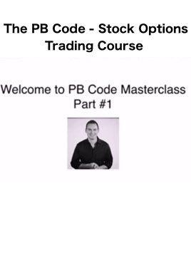 The PB Code Stock Options Trading Course