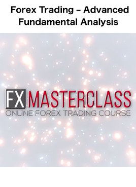 Thomas Beckwith Forex Trading Advanced Fundamental Analysis png