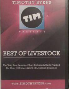 Timothy Sykes–Best of Livestock