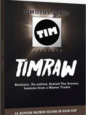 Timothy Sykes TIMRaw