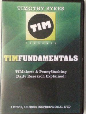 Timothy Sykes TIMfundamentals