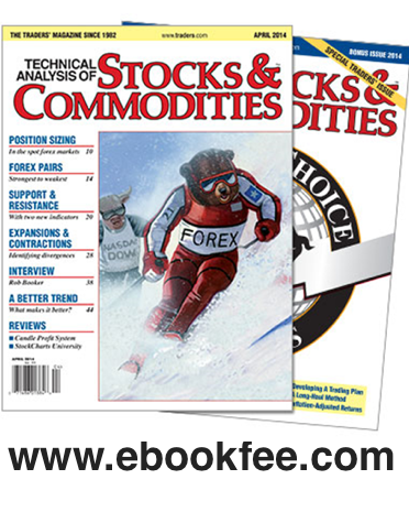 Traders Magazine Technical Analysis of Stocks Commodities