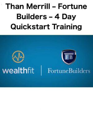 Day Quickstart Training
