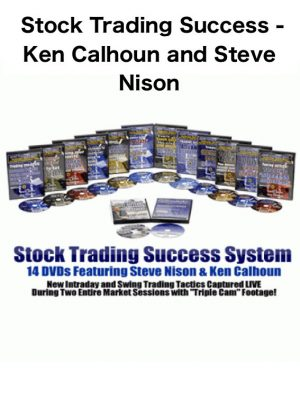 Stock Trading Success Ken Calhoun and Steve Nison