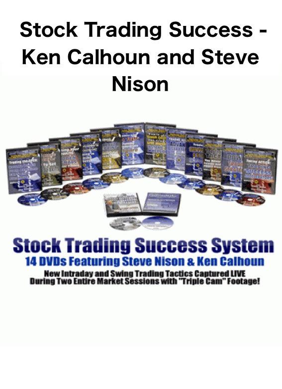 Stock Trading Success Ken Calhoun and Steve Nison