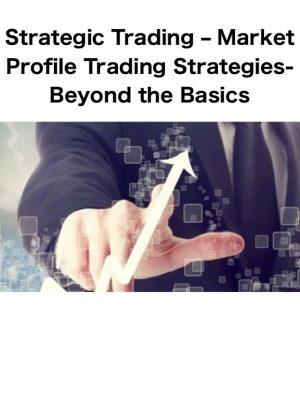 Strategic Trading