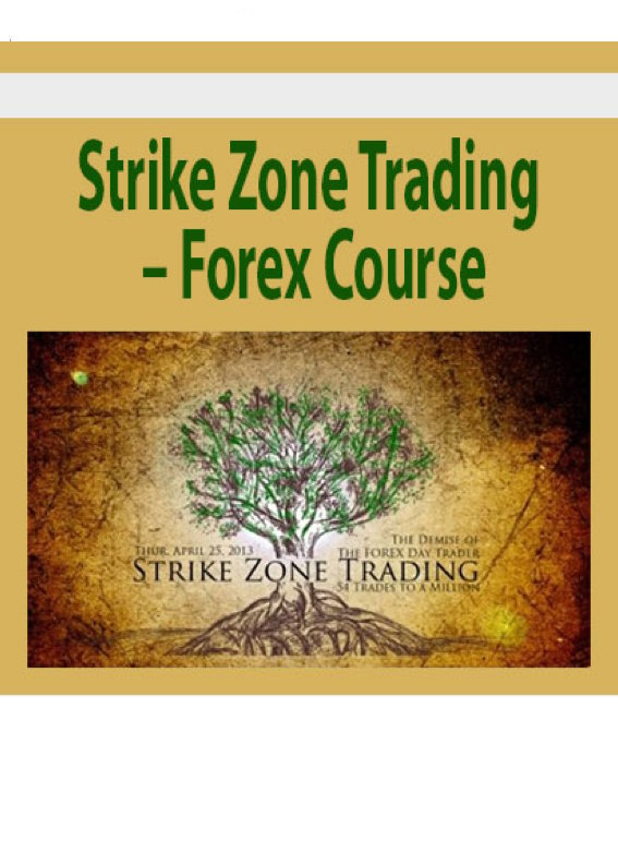 strike zone trading forex course