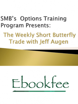 SMB Jeff Augen Weekly Short Butterfly