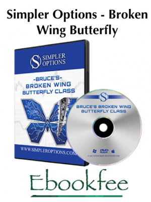 Simpler Options Broken Wing Butterfly