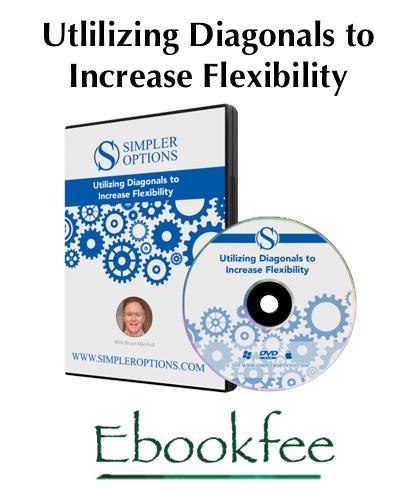 Simpler Options Utlilizing Diagonals to Increase Flexibility
