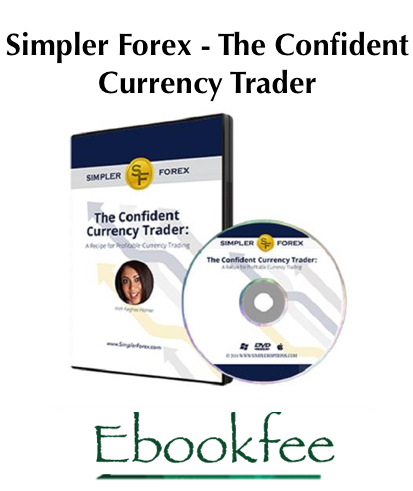 The Confident Currency Trader jpg
