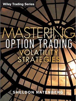 Sheldon Natenberg Mastering Option Trading Volatility Strategies