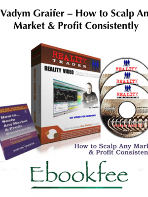 RealityTrader – Vadym Graifer – How to Scalp Any Market Profit Consistently