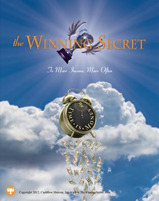 Peter Schultz The Winning Secret Training
