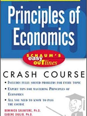 Schaums Easy Outline of Principles of Economics