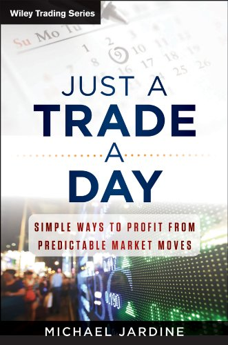 Just a Trade a Day Simple Ways to Profit from Predictable Market Moves