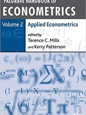 Palgrave Handbook of Econometrics Volume