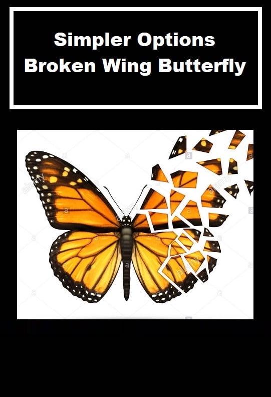 Simpler Options – Broken Wing Butterfly